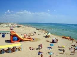 Витязево - райский уголок на побережье Чёрного моря