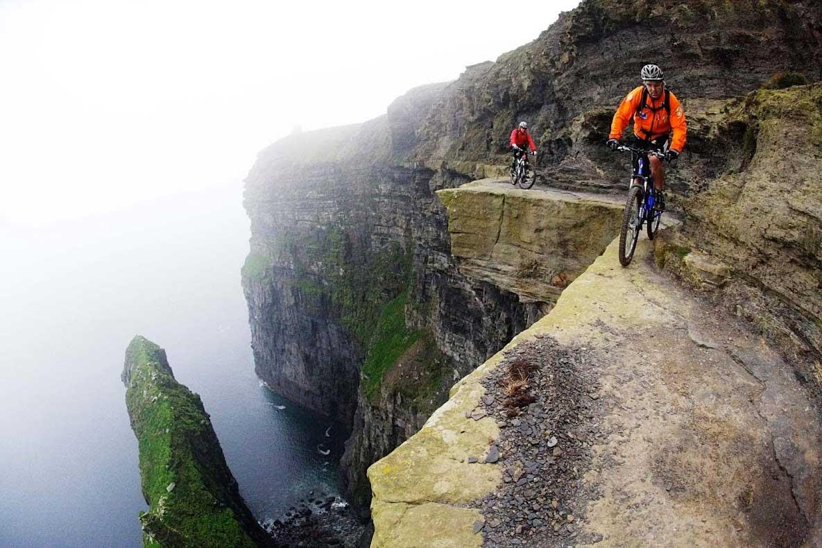 Утесы Мохер (Cliffs of Moher)