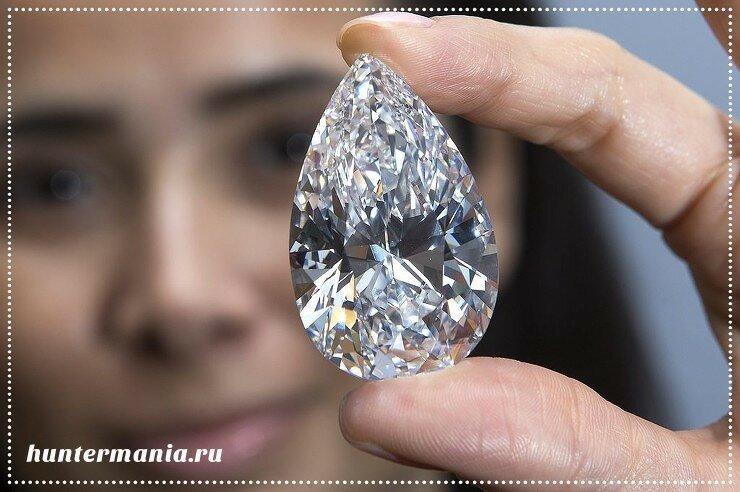 Самые дорогие бриллианты в мире - Наследие Уинстона