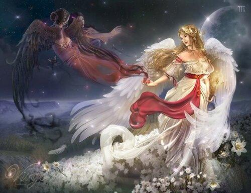 Ангелы в картинках
