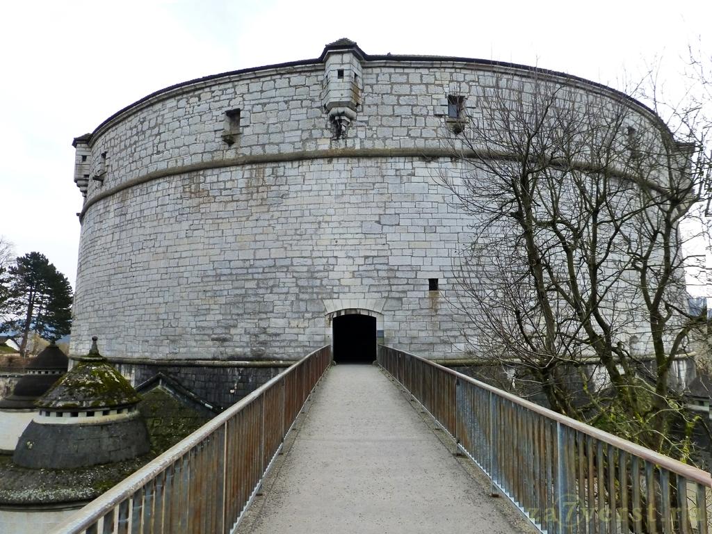 Крепость Мунот, Шаффхаузен, Швейцария