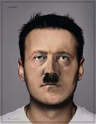 На федеральном канале Навального сравнили с Гитлером