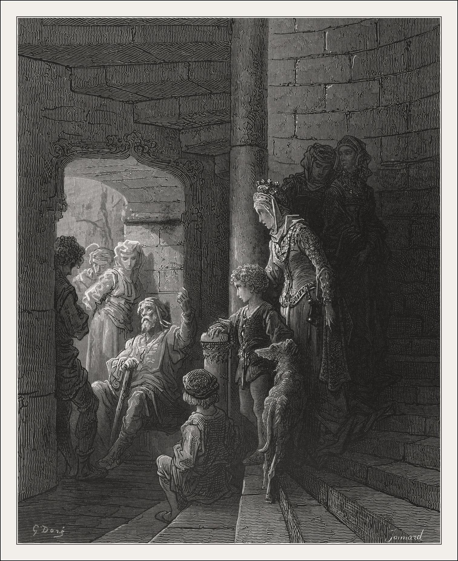 Gustave Doré, Histoire des croisades