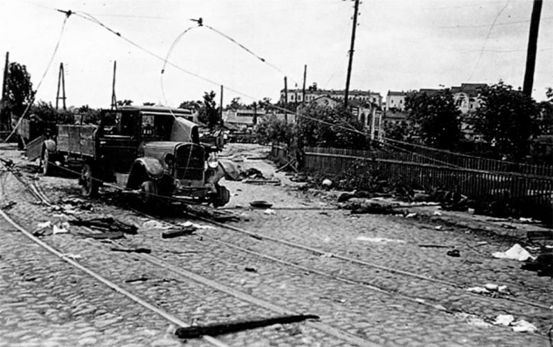 Винница, Замостье. Июль 1941-го