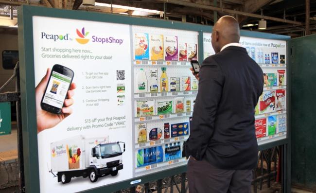 © Stop&Shop      15. Nivea врамках рекламы солнцезащитного крема создала вот таки