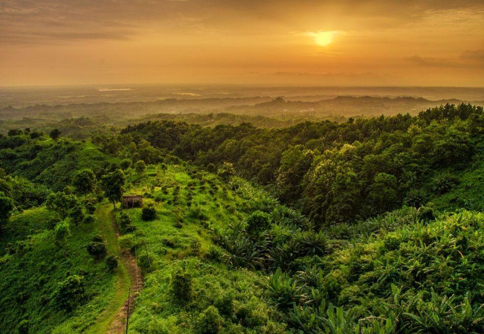 3. Бангладеш (© Saad Rahman) Это поразительно красивая земля с разнообразной культурой и богатейшей