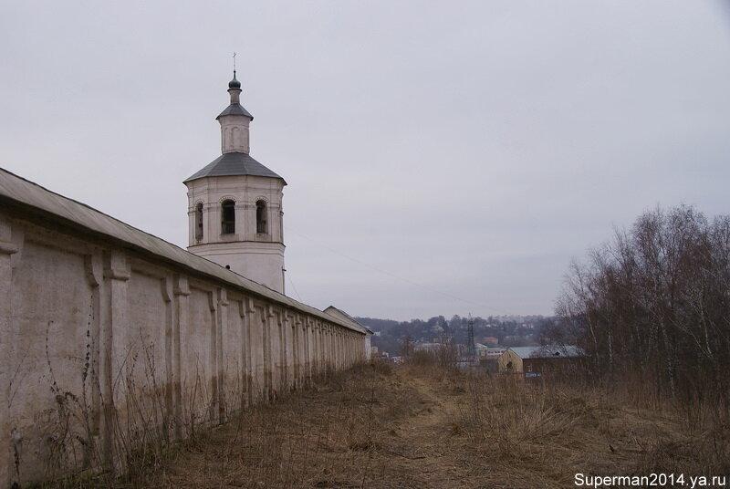 Смоленск - Церковь Михаила Архангела (Свирская)