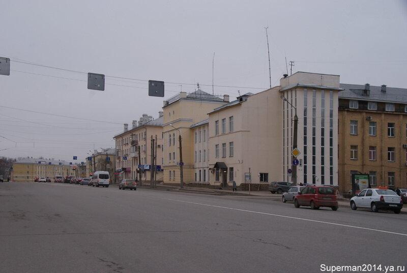 Смоленск - проспект Гагарина
