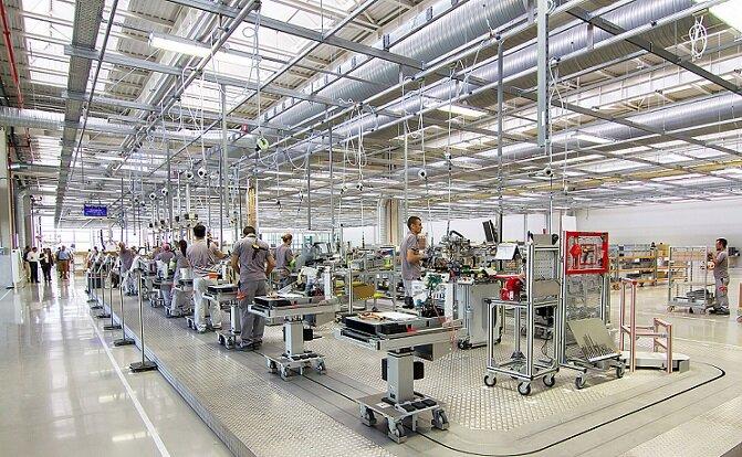 Новый завод Виссманн в Турции