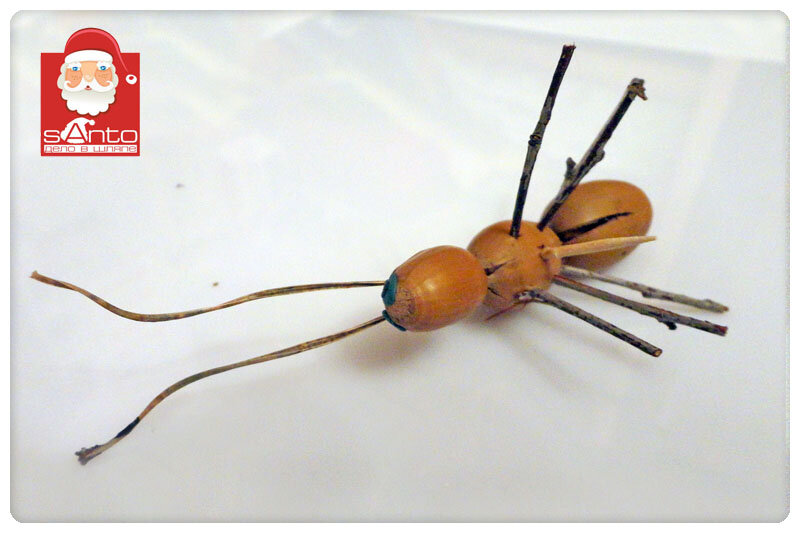 Поделка муравей своими руками