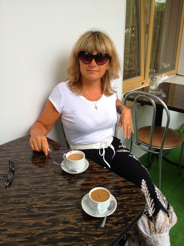 Кофе по-турецки и турецкие шаровары.
