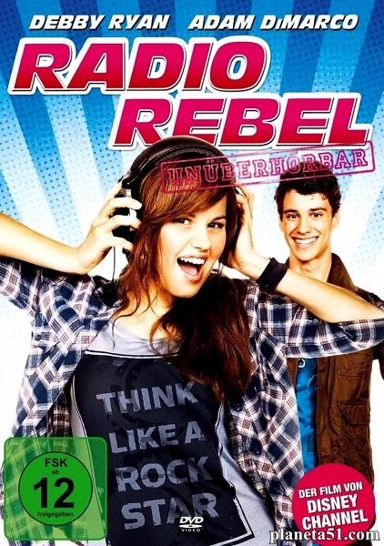 Бунтарка / Radio Rebel (2012/HDTVRip)
