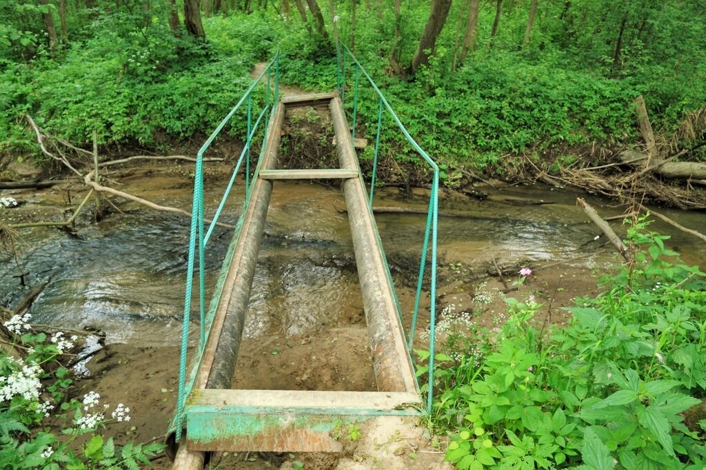 Мост через Кимершу