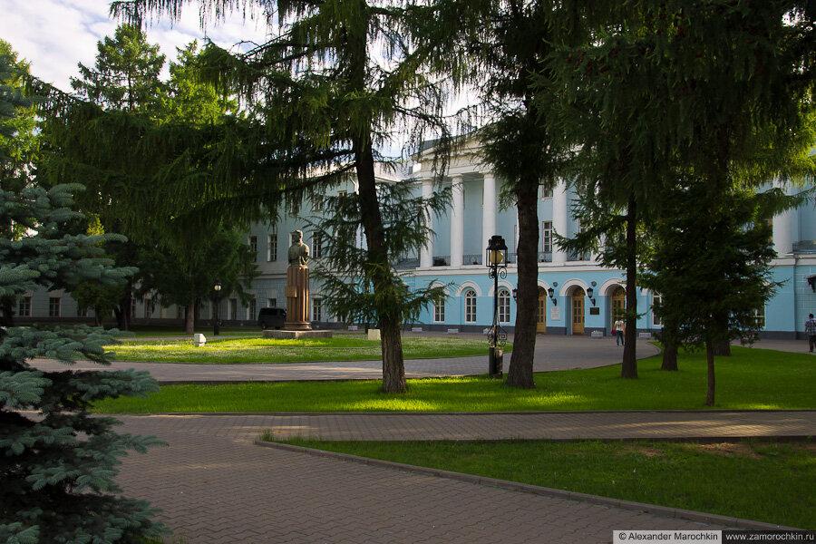 Усадьба графа Салтыкова