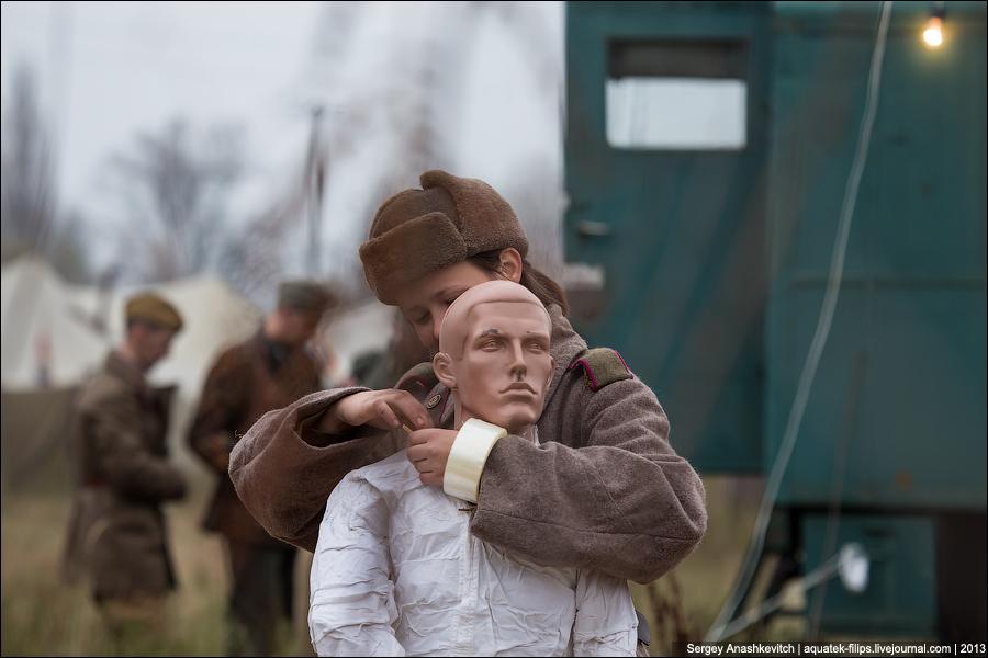 Как умирает Егорка
