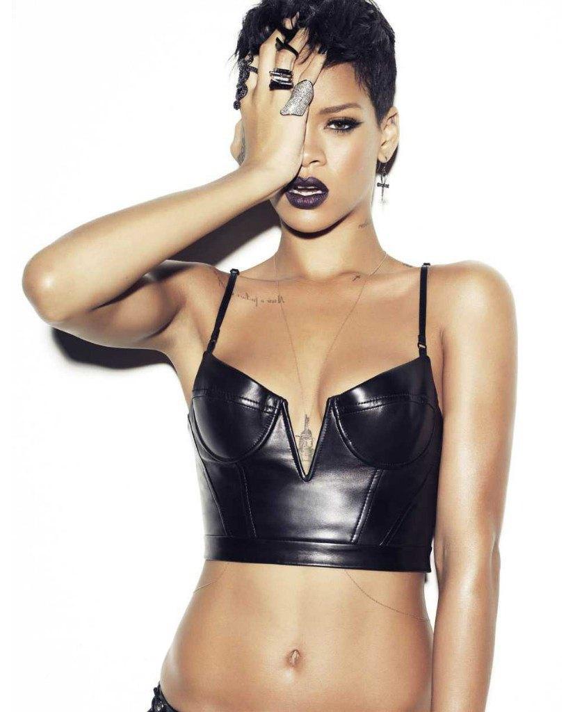 Rihanna / Рианна в журнале Schon #21, лето 2013 / фотограф Zoe McConnell