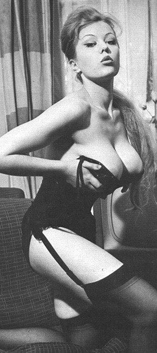 porn vintage Margaret nolan