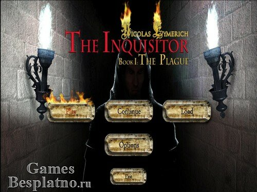The Inquisitor - Book 1: The Plague