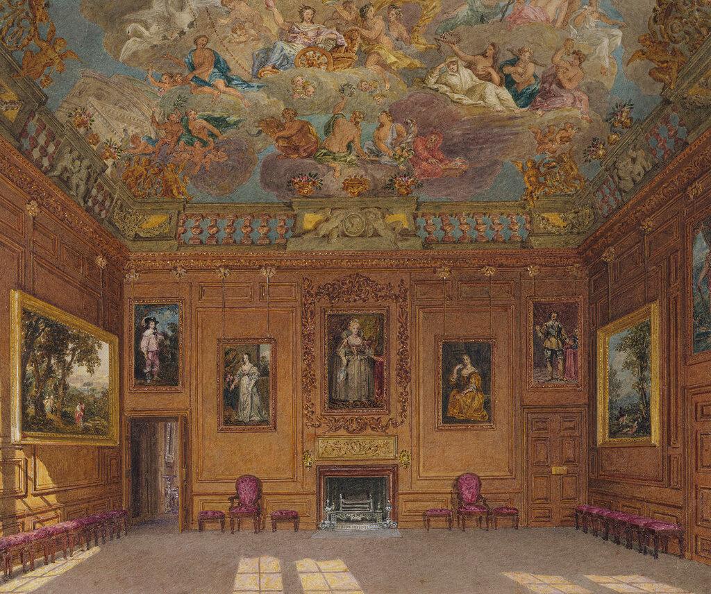 Виндзорский замок: аудиенций королевы