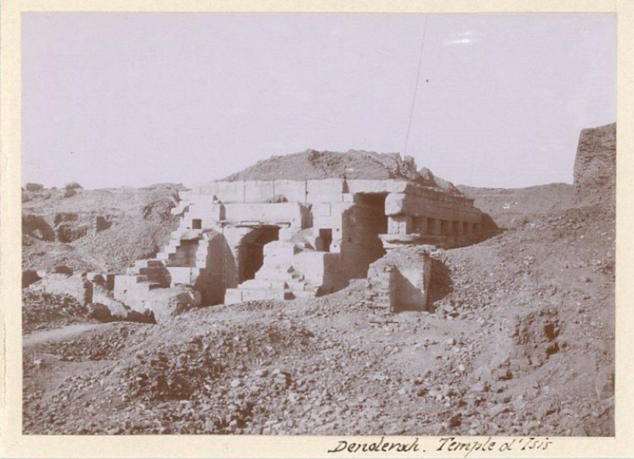 1890-е. Храм Исиды