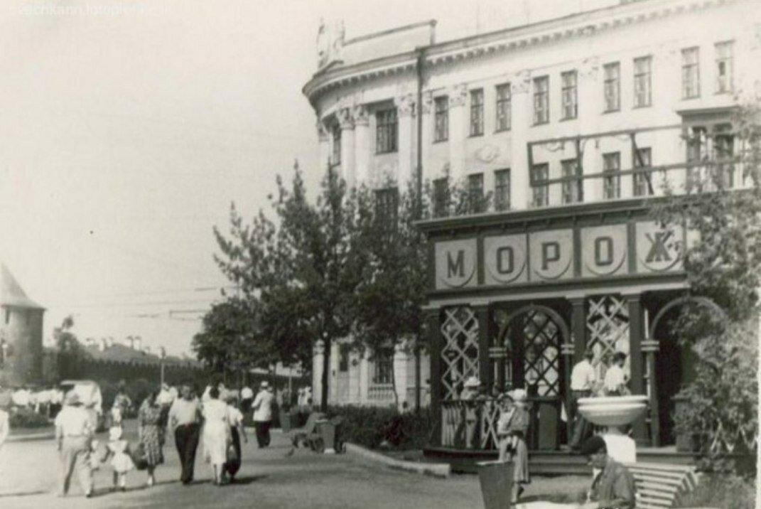 1972. Советская площадь