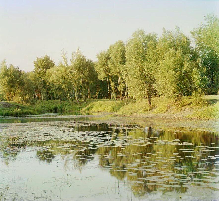 На Сайменском озере