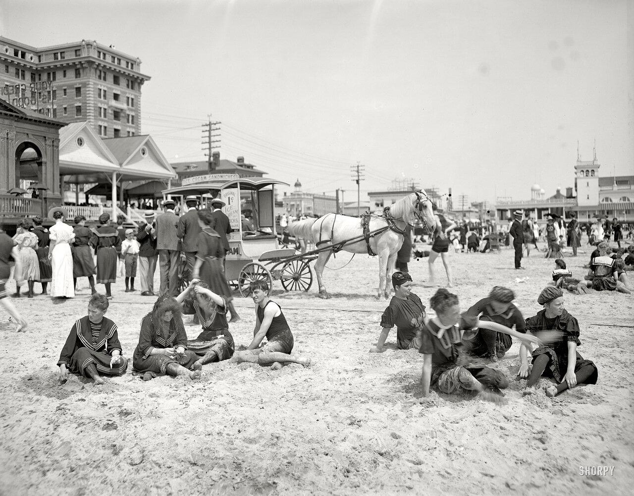 1905. Бесконечное лето