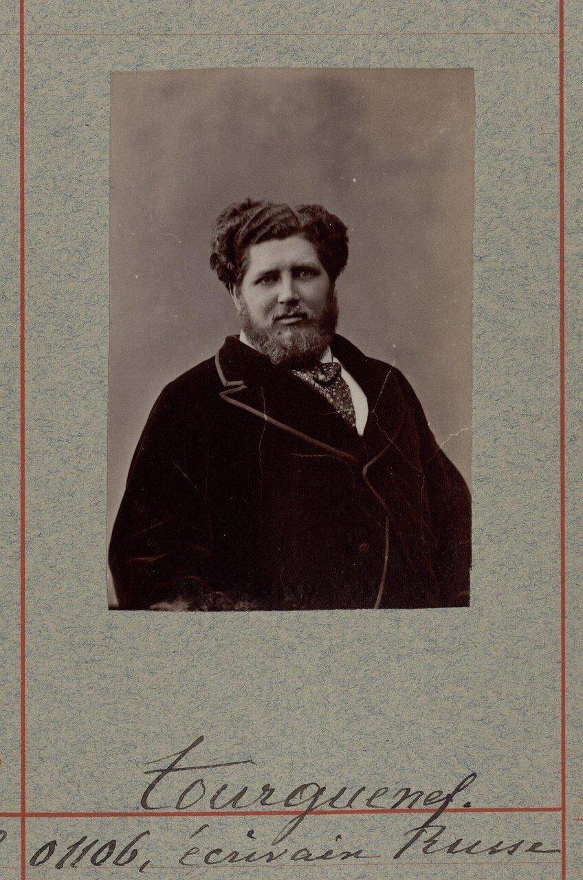 Иван Сергеевич Тургенев ( 28 октября [9 ноября] 1818, Орёл, Российская империя — 22 августа [3 сентября] 1883, Буживаль, Франция) — русский писатель-реалист, поэт, публицист, драматург, переводчик