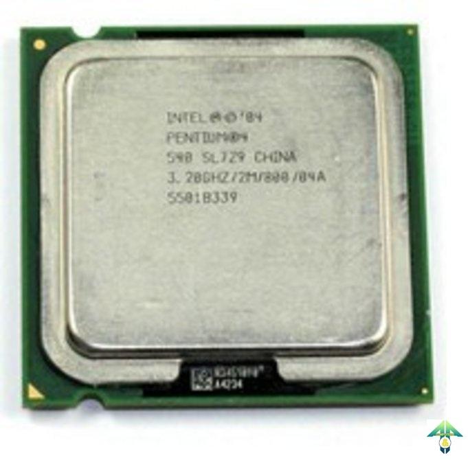 S-775 Pentium 4 630/631