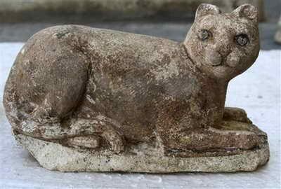 Древний Египет, храмовая статуэтка