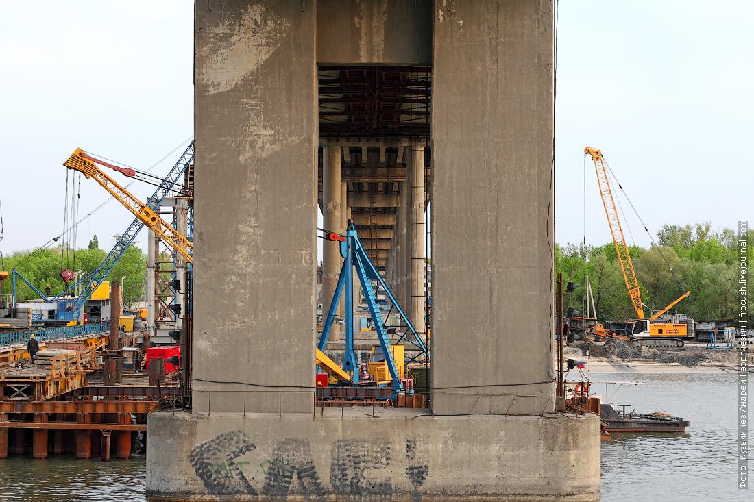 Ворошиловский мост через Дон