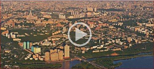 Москва размером с гигапиксель.