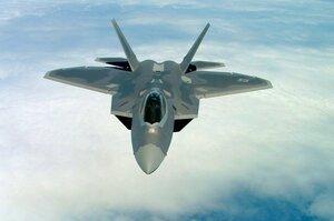 США разместят в Европе истребители F-22