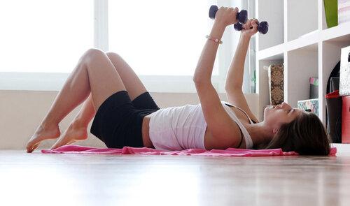 Пять элементов фитнеса