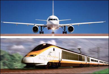 Автомобиль, самолет или поезд – что выбрать для путешествия?