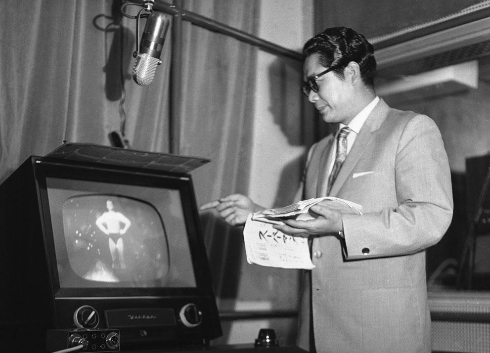 Япония в 50-х