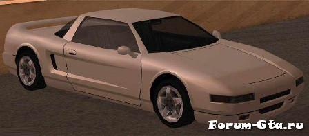 GTA San Andreas Infernus