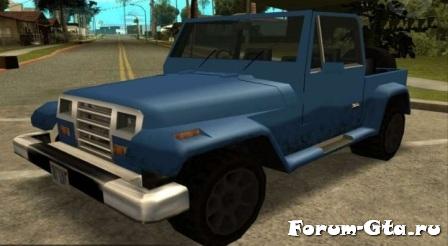 GTA San Andreas Mesa