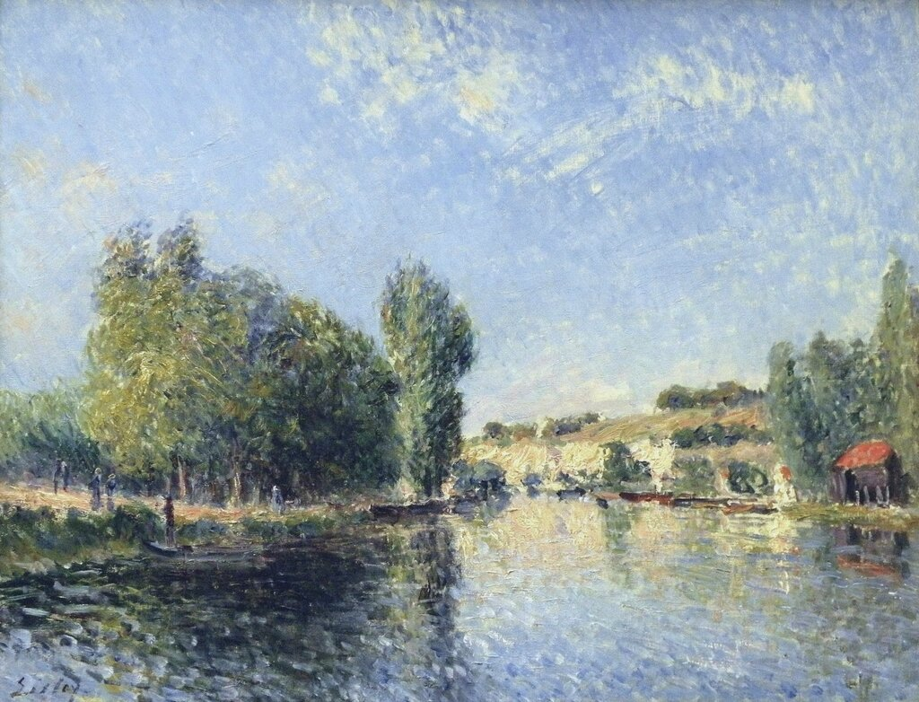 Banks of the Loing at Moret.jpg