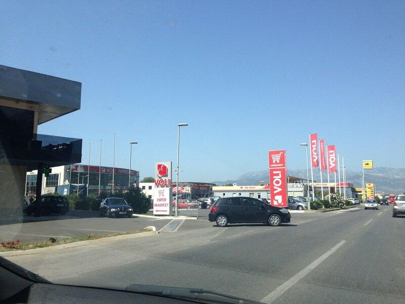 Дешево поесть в Черногории