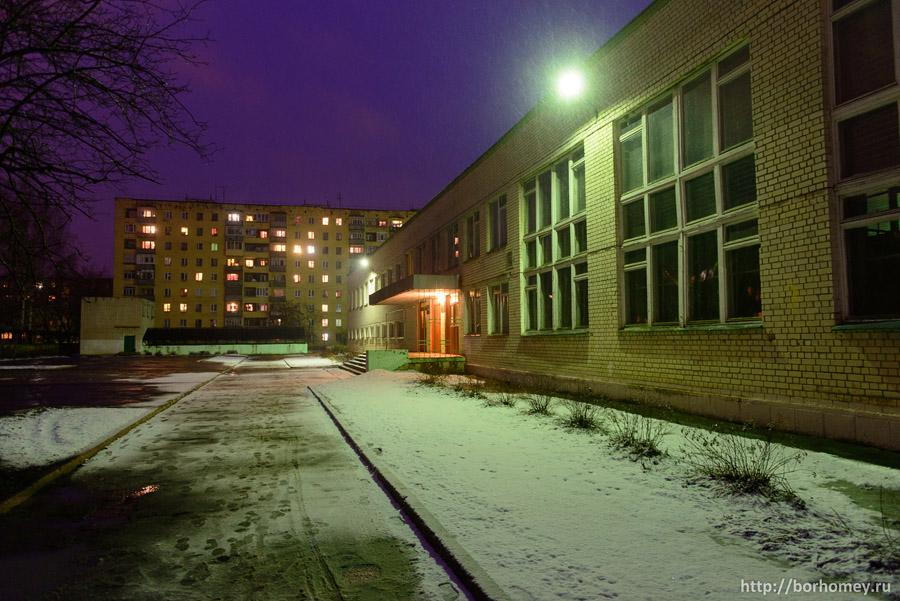 10 школа саров