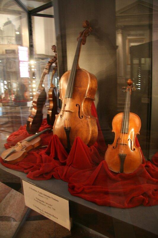 Венеция, Музей Музыки