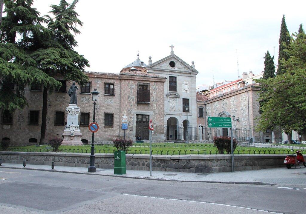 Мадрид. (Plaza de la Encarnación)