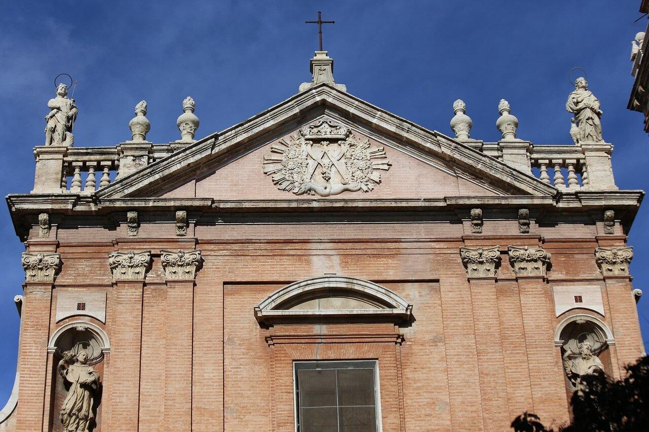 Church of St. Thomas and St. Philip Neri, Valencia