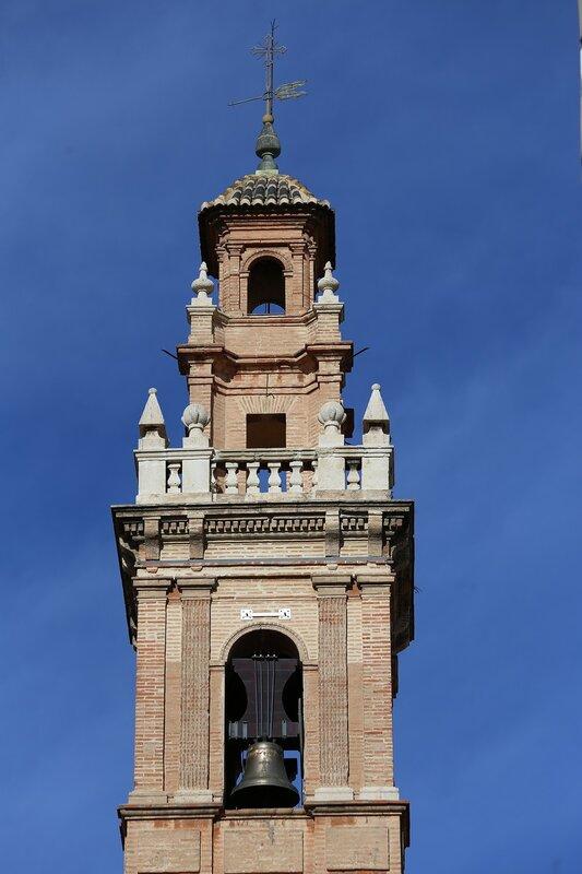 Валенсия, Церковь Св. Фомы и Св. Филиппа Нери. Valencia, Iglesia de Santo Tomas y San Felipe Neri