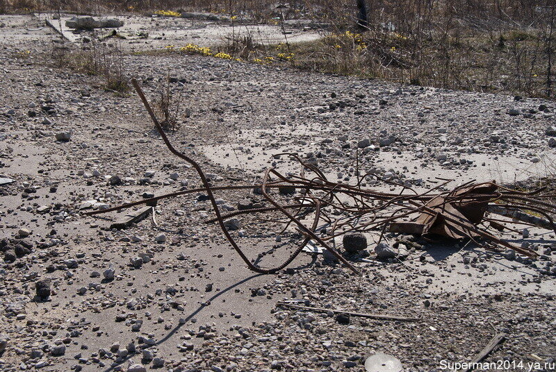 По руинам Черкизона