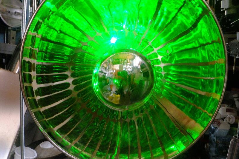 Новый СВЧ рефлектор  - не только для науки, но и для демонстраций лишних тоже