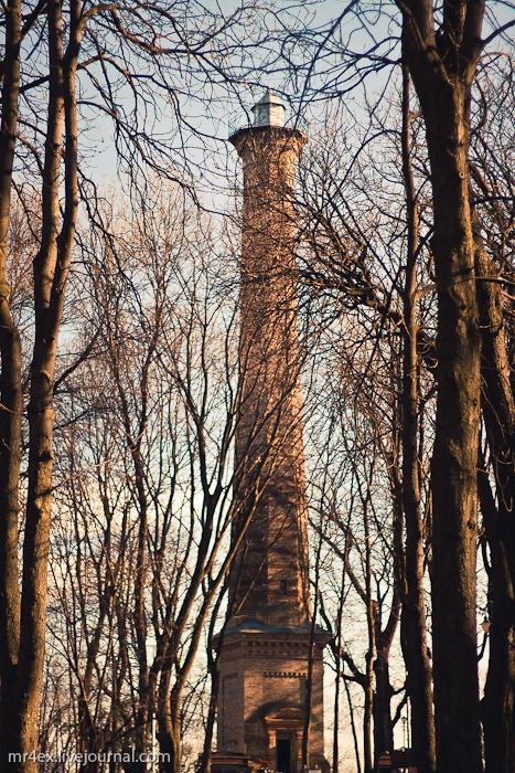 Гомель, Гомельский парк, обзорная башня