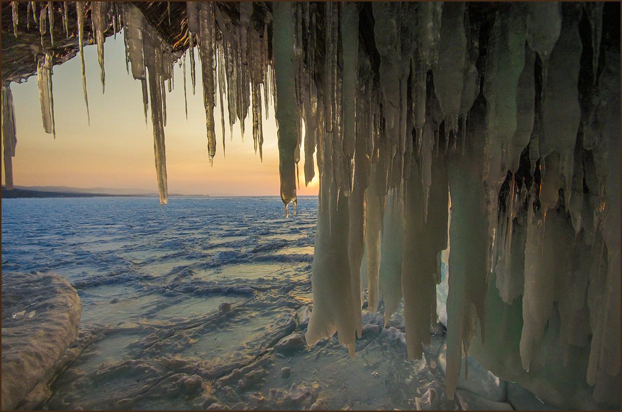 Ледяной грот