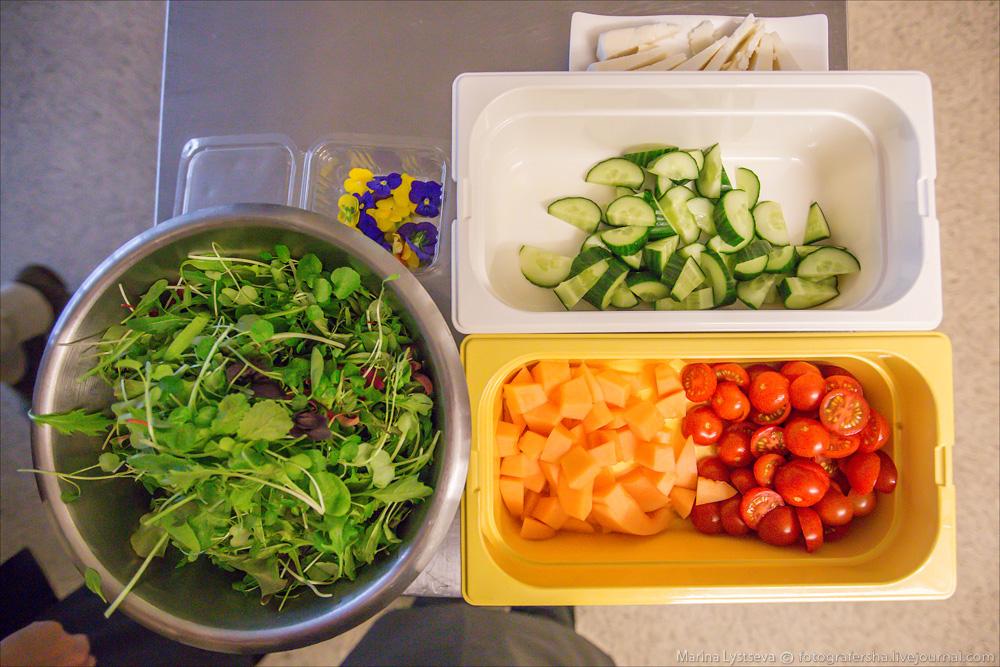 Вкусняшки из Хельсинки